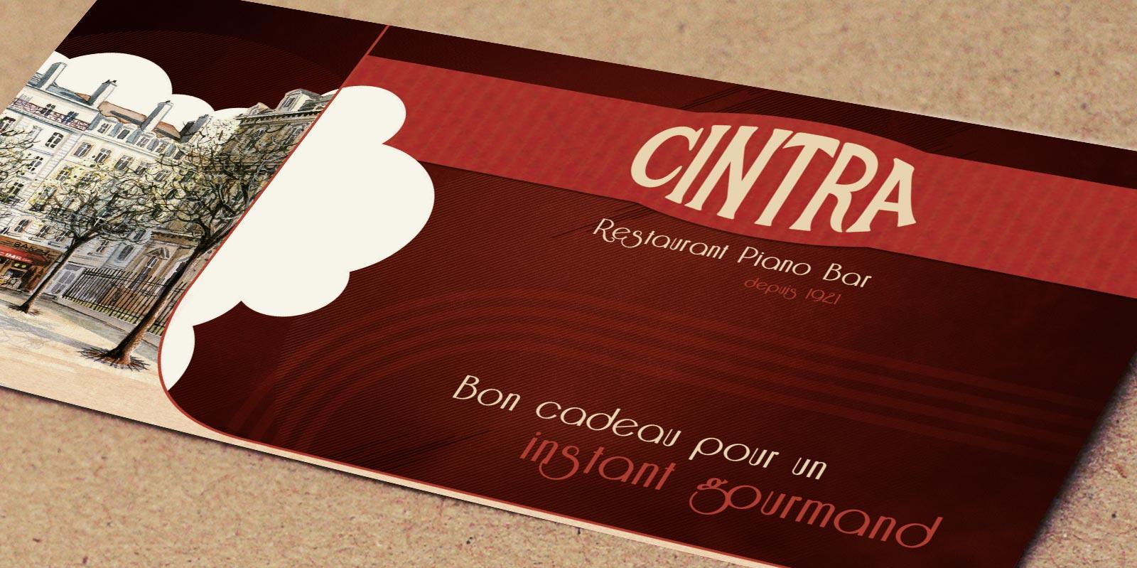 Le Cintra - Restaurant Piano Bar à Lyon