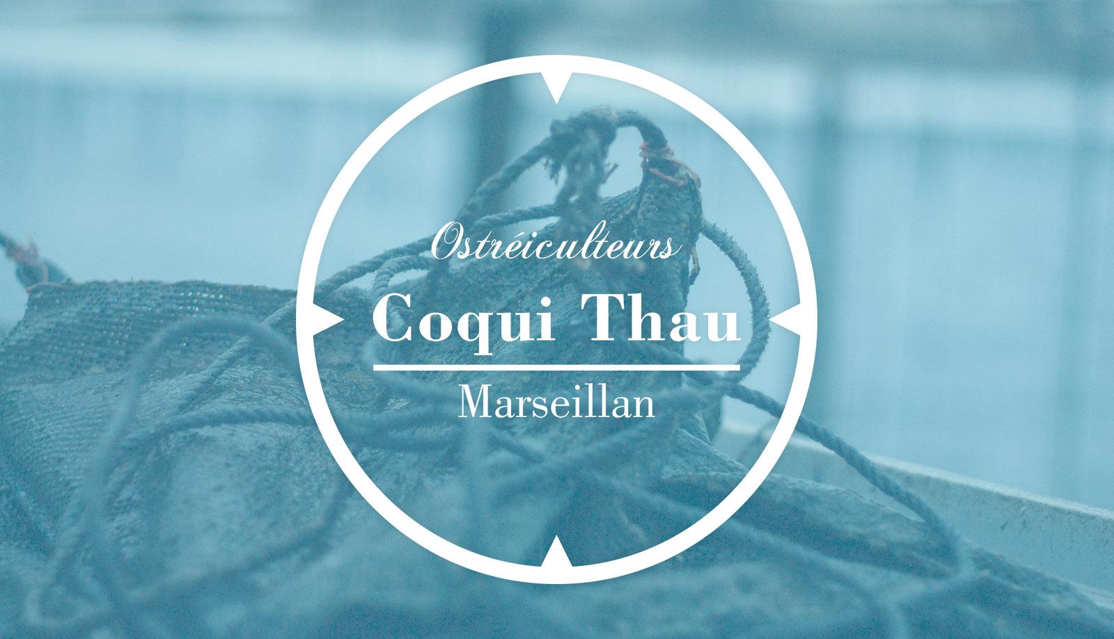 Vente et dégustation de coquillages sur l'étang de Thau
