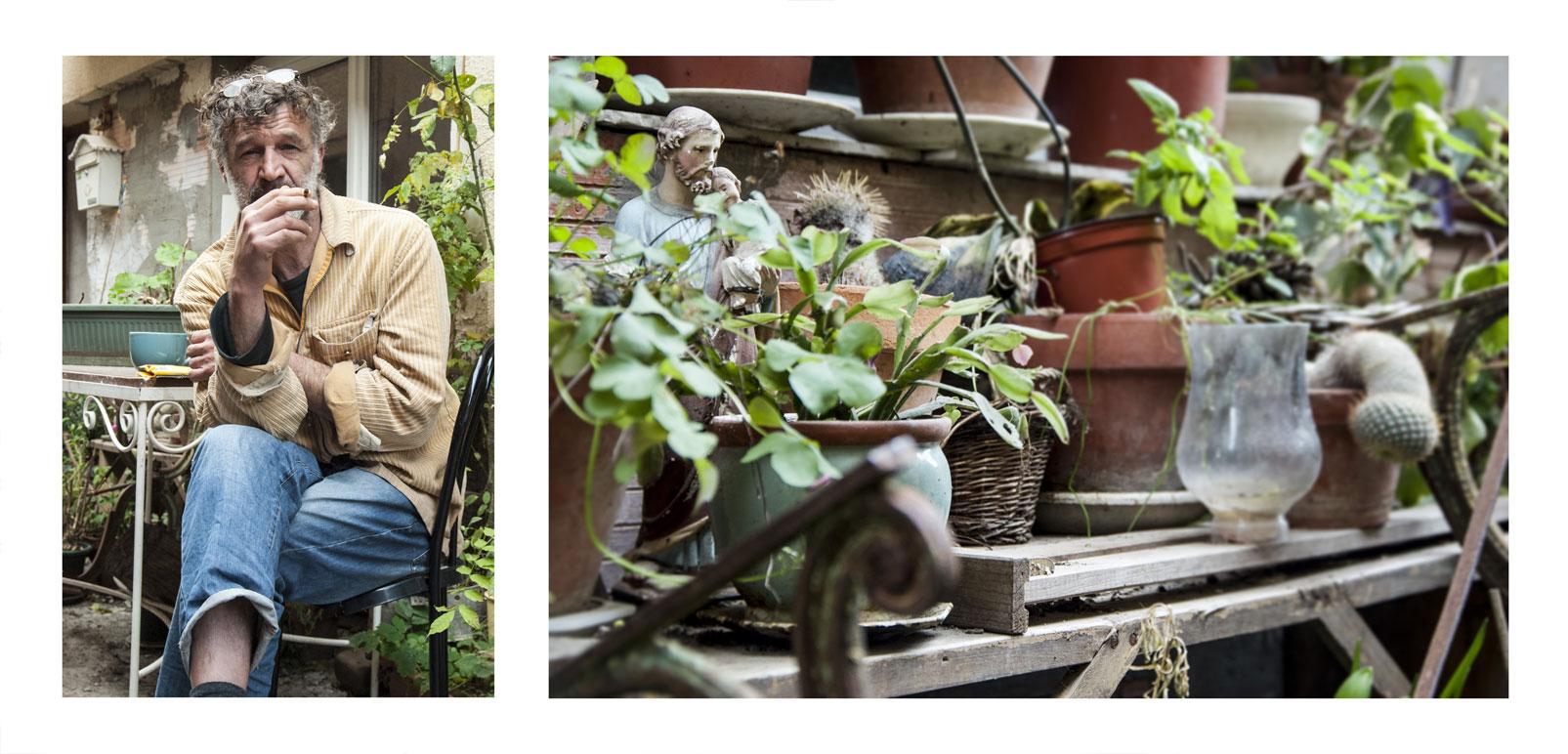 Mes voisins - Portrait photographique
